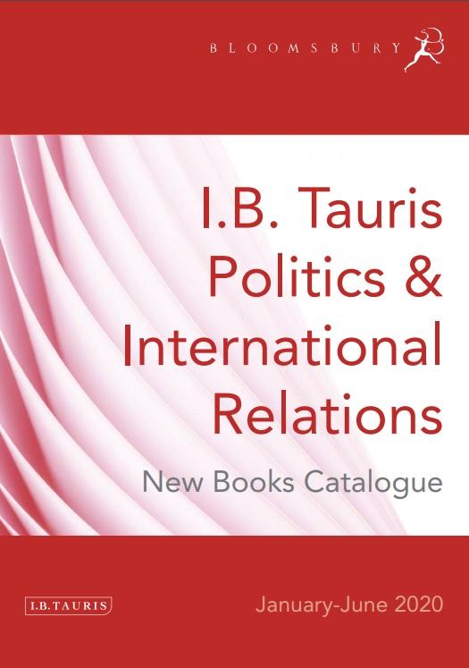 I.B.Tauris Politics & International Relations New Books Catalogue