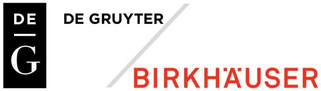 <p>Birkhaeuser</p>